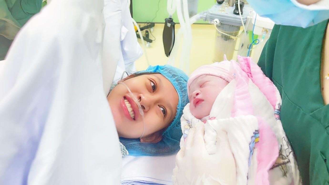 Cập nhật bảng giá sinh đẻ tại Bệnh viện Thái Bình