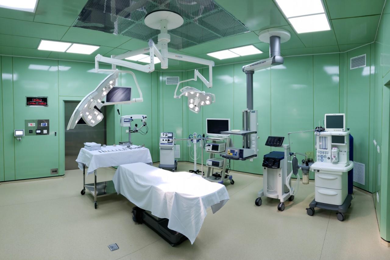 Phẫu thuật gây mê hồi sức